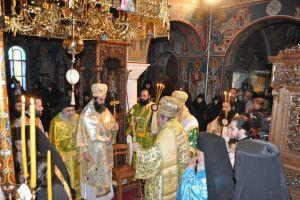 Η Δράμα τίμησε τον άγιο Γεώργιο Καρσλίδη τον Ομολογητή