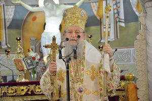 Αρχιερατική Θεία Λειτουργία στον Ιερό Ναό Αγίου Φωτίου του Μεγάλου