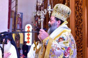 Αρχιερατική Θεία Λειτουργία και Ενθρόνιση αντιγράφου της Εικόνος της Παναγίας της Πορταϊτίσσης, εις τον Ιερό Ναό των Αγίων Κωνσταντίνου και Ελένης Ασσήρου
