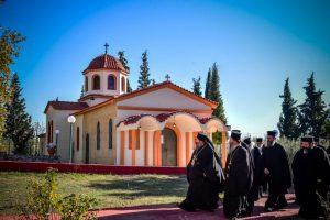 Γ΄ Ιερατική Σύναξη εις την Μητρόπολη Λαγκαδά