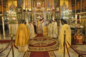 Η εορτή του αγ. Γρηγορίου Παλαμά στη Θεσσαλονίκη