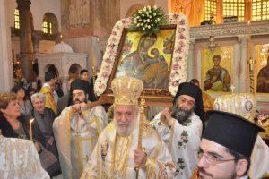 Αρχιερατικό Συλλείτουργο και χειροτονία πρεσβυτέρου στον  Άγιο Δημήτριο Θεσσαλονίκης