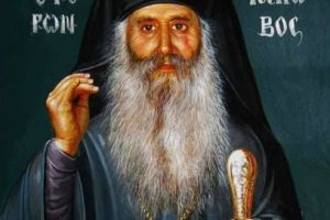 Μητροπολίτου Εδέσσης Ιωήλ, Ιερά ακολουθία Οσιου Ιακώβου του εν Ευβοια.