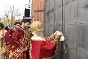Τα εγκαίνια του ναού της Αναστάσεως του Χριστού στο Brookville Νέα Υόρκη