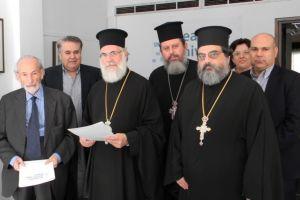 Σύναψη Πρωτοκόλλου Συνεργασίας του Ιδρύματος Ποιμαντικής Επιμορφώσεως της Ι.Α.Α. με το Πανεπιστήμιο Νεαπόλεως Πάφου