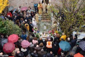 Εκατοντάδες πιστοί στο μνημόσυνο του μακαριστού Γέροντος Ιακώβου Τσαλίκη