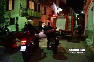 Περίεργη φωτιά στην Καθολική εκκλησία στο Ναύπλιο