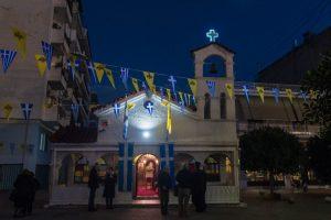 Την Παναγία Χρυσοκελλαριώτισσα  υποδέχθηκε η Καλαμάτα