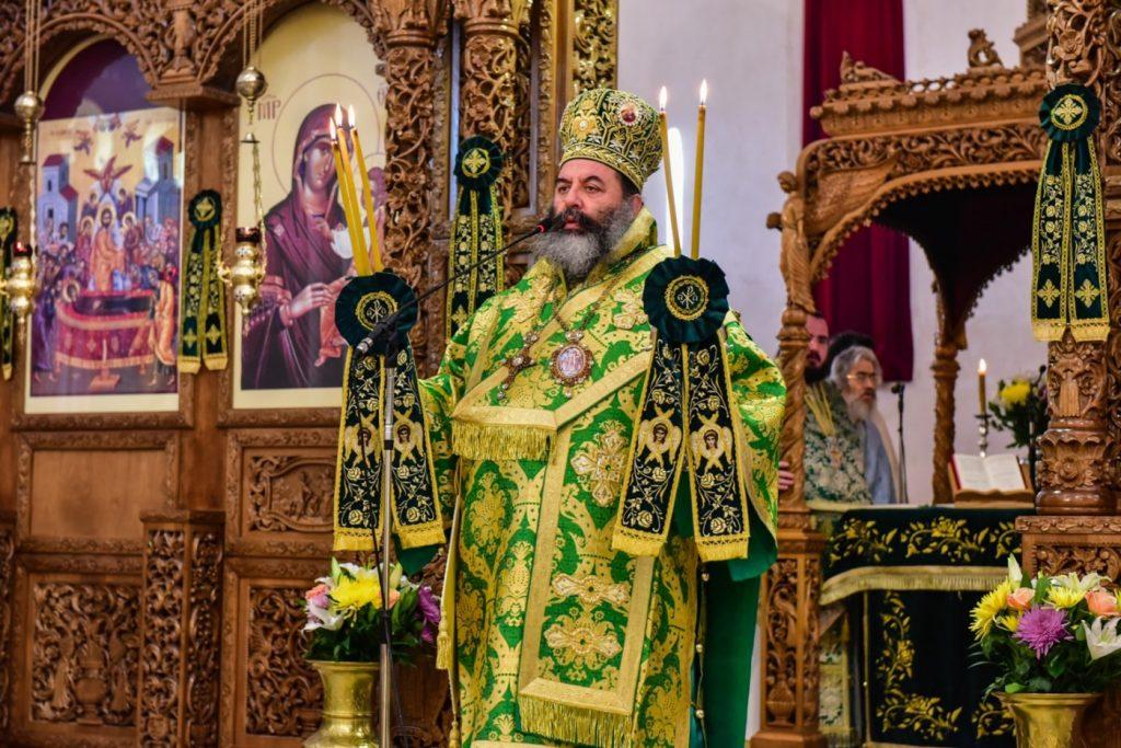 Μητροπολίτης Λαγκαδά: Η Είσοδος της Παναγίας μας εις τα Άγια των Αγίων, μας δείχνει ότι ο άνθρωπος έχει τον ιερό προορισμό της Σωτηρίας