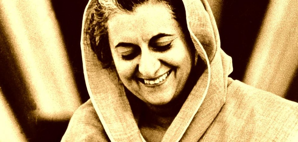 Indira Gandhi | Όπου υπάρχει αγάπη, υπάρχει ζωή
