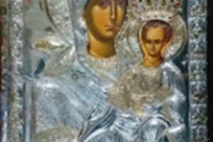 Τίθεται σε προσκύνηση η Ιερά Εικόνα της Παναγίας Οδηγήτριας στον Ιερό Μητροπολιτικό Ναό Αγίου Δημητρίου Νέου Φαλήρου