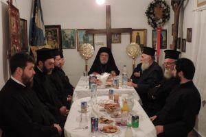 Ποιμαντική επίσκεψη του Μητροπολίτη Σύρου στην Ιερά Νήσο Μήλο και Κίμωλο