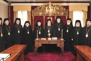 Εστάλη στο Φανάρι  από την Αρχιεπισκοπή Αμερικής, ο Κατάλογος των προς Αρχιερατεία εκλογίμων