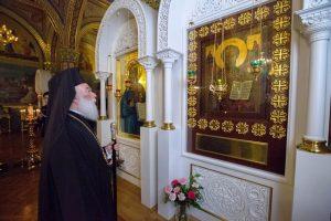 Ο Πατριάρχης Αλεξανδρείας στην Ναυτική Πόλη της Κροστάνδης