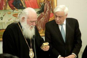 Αρχιεπίσκοπος και ΠτΔ στο Καρέλλειο Πρότυπο Κέντρο Alzheimer