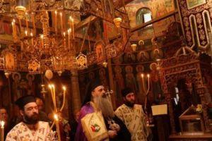 Η Ιερά Μονή Αγίου Στεφάνου Μετεώρων πανηγύρισε μεγαλοπρεπώς με τον Ποιμενάρχη της Θεόκλητο