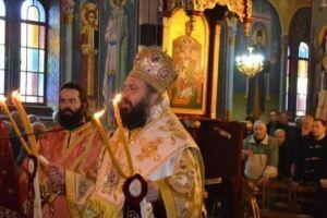 Η εορτή του Αγίου Στεφάνου στη Μητρόπολη Τρίκκης και Σταγών
