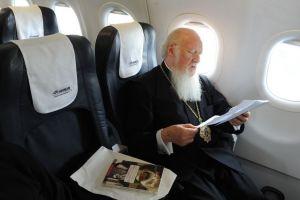 Η αναχώρηση του Πατριάρχη εις Ιεροσόλυμα