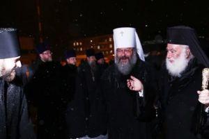 Ο Αλεξανδρείας Θεόδωρος στην παγωμένη Σιβηρία
