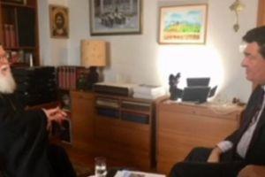 Συνέντευξη του Αλβανίας Αναστάσιου στον ΣΚΑΪ