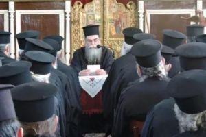 Πραγματοποιήθηκε η Ιερατική Σύναξη Δεκεμβρίου στην Ιερά Μητρόπολη Άρτης