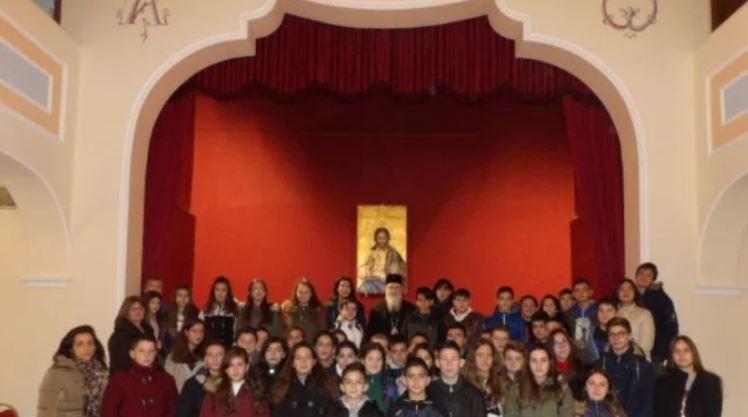 You are currently viewing Τι συμβούλευσε τους μαθητές ο Σεβ. Κορίνθου Διονύσιος