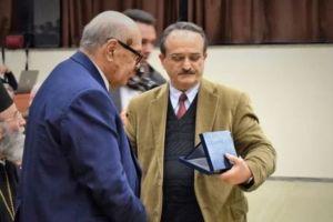 Το Τμ. Θεολογίας ΑΠΘ τίμησε τον Άρχοντα Πρωτοψάλτη κ. Χαρίλαο Ταλιαδώρο