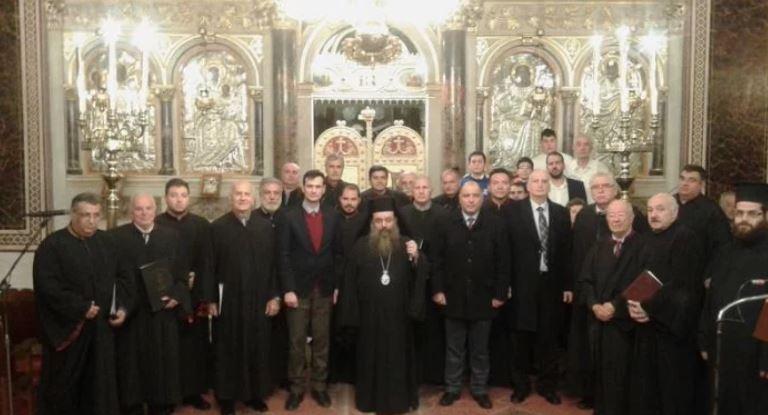 Χριστουγεννιάτικη εκδήλωση της Μητρόπολης Χίου