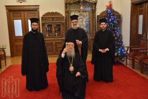 Χριστούγεννα στὴν Ἱ.Μ. Θεσσαλονίκης