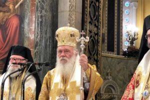 Μητρόπολη Αθηνών: Η Χριστουγεννιάτικη Θεία Λειτουργία από τον Αρχιεπίσκοπο Ιερώνυμο