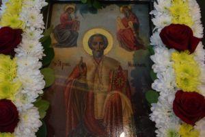 Μέγας Πανηγυρικός Εσπερινός στον Άγιο Νικόλαο – Σαλαμίνος