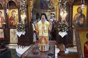 Η Αρναία τίμησε τον Πολιούχο της Άγιο Στέφανο