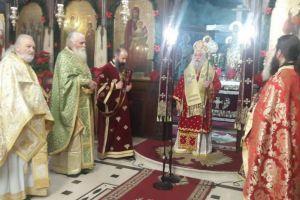 Η Εορτή της Συνάξεως της Υπεραγίας Θεοτόκου στην Ι. Μητρόπολη Γρεβενών