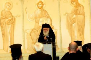 """Αρχιεπίσκοπος Ιερώνυμος από την Ι. Μητρόπολη Μεσογαίας: """"Να ενδιαφερόμαστε και να φροντίζουμε τον άνθρωπο διότι είναι η εικόνα του Θεού…"""""""