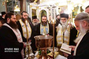 Επαναλειτούργησε ο Ιστορικός Ναός του Αγίου Σπυρίδωνα στο Ναύπλιο