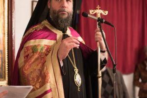 Πανηγυρικός Εσπερινός Αγίας Βαρβάρας στη Νέα Ιωνία