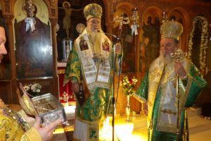 Η πανήγυρις της Ιεράς Μονής Οσίου Παταπίου