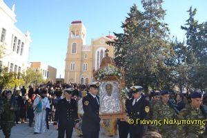 Πανήγυρις Πολιούχου Αλεξανδρουπόλεως Αγίου Νικολάου