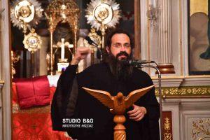 Ομιλία του π.Βασιλάκου Σπυρίδωνα στο Μαλανδρένη Αργολίδος