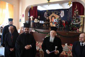 Μήνυμα του Οικουμενικού Πατριάρχη για την επικράτηση της ειρήνης στην Παλαιστίνη και τη Μέση Ανατολή