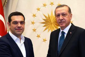 Προκλητικός ο Ερντογάν και με τον Πρωθυπουργό.