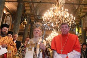 Καρδινάλιοι καί ἐπίσκοποι, μέ ποιά Πίστη μπαίνουν στήν ἐκκλησιά μαζί; – Δέν εἶναι αἱρετικοί;