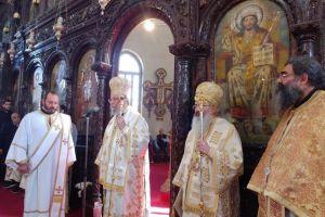 Χειροτονία νέου Διακόνου της Ιεράς Αρχιεπισκοπής Κύπρου από τον Αρχιεπίσκοπο