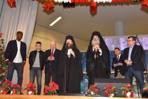 Η Ιερά Μητρόπολη Πειραιώς και τα Εκπαιδευτήρια, ο όμιλος Παραπολιτικών και ο ΟΣΦΠ στο πλευρό των πλημμυροπαθών αδελφών μας.
