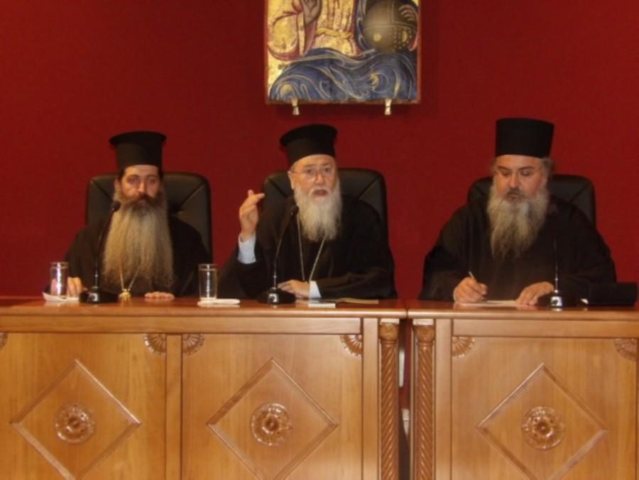 Ο Πρωτοσύγκελλος της Αρχιεπισκοπής ομιλητής στην Κόρινθο