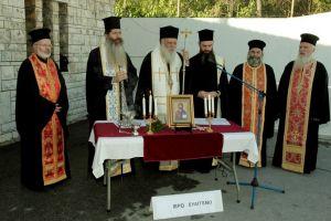 Πρώτος επίσημος εορτασμός του Αγίου Γεωργίου του Φουστανελά στην Προεδρική Φρουρά