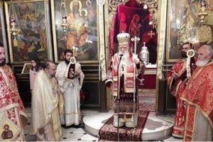 Εορτή του Αγίου Βασιλείου και η πρώτη του νέου έτους στην Ι. Μητρόπολη Καλαβρύτων και Αιγιαλείας