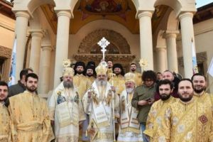 Πρωτοχρονιά στο Πατριαρχείο Ρουμανίας