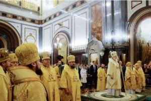 Ευχές για το νέο έτος και για ένα καλύτερο μέλλον από τον Πατριάρχη Μόσχας Κύριλλο