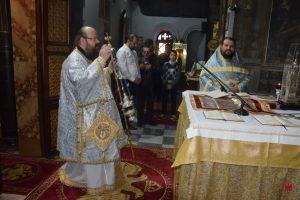 Θεία Λειτουργία για την απόδοση της Δεσποτικής εορτής των Αγίων Θεοφανείων στον Μητροπολιτικό Ιερό Ναό του Αγίου Μηνά – Σαλαμίνος
